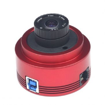 ZWO ASI290MM USB3.0 Mono CMOS Camera with Autoguider Port